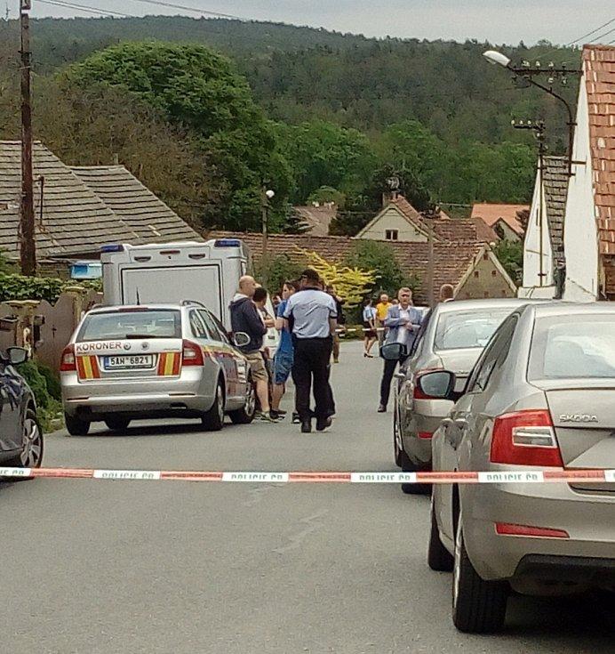 Vraždu 18leté dívky, která se stala v pondělí odpoledne v rodinném domě ve Zdemyslicích na Plzeňsku, vyšetřují krajští kriminalisté.