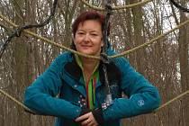 Lucie Petříčková, ředitelka Diakonie Západ.