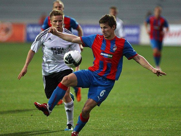 Fotbalisté Viktorie Plzeň vyřadili ve třetím předkole Ligy mistrů Rosenborg Trondheim a postoupili do play off nejprestižnější evropské klubové soutěže