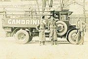 nákladní automobil GA cca 1925