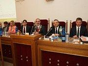 Volební štáb ANO v Plzni