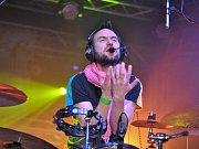 Milan Cais z kapely Tata Bojs