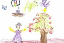 Martinka Chejlavová, 5 let