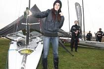 Křest nových jachtařských skifů