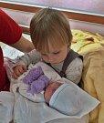 Vojtěch Kasl se narodil 2. října v 6:34 mamince Kateřině a tatínkovi Michalovi. Po příchodu na svět v plzeňské fakultní nemocnici vážil nový občánek  Plzně a zároveň bráška skoro dvouleté Klárky  2910 gramů a měřil 47 cm