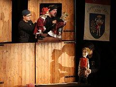 Divadelní představení Honza Honza Honza.