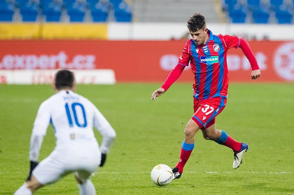 PODZIMNÍ DEBAKL. V lize se už fotbalisté Viktorie Plzeň v této sezoně utkali s Libercem dvakrát. Na konci loňského srpna opouštěli hřiště pod Ještědem se sklopenými hlavami po porážce 1:4.