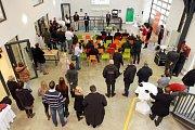 Centrum robotiky se bude nacházet v areálu DEPO2015