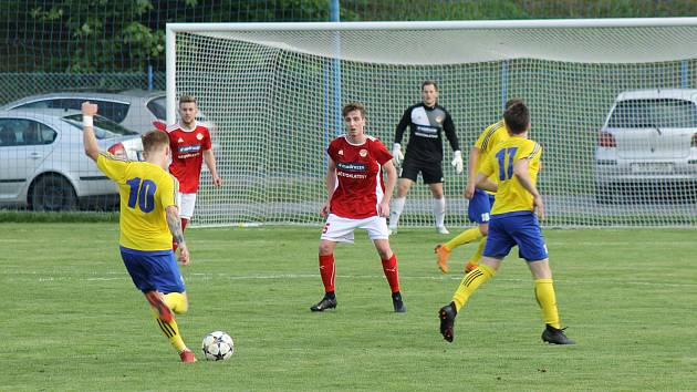Fotbal divize: Doubravka - Klatovy