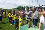O budoucnost mají postaráno. S mládeží pracuje fotbalový klub Košutka na výbornou a nemusí se obávat nedostatku nadějných fotbalistů.