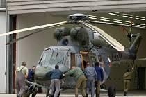 Na letišti působí také vojenská letecká záchranná služba. Na dohodě firmy PlaneStation a ministerstva obrany záleží, kdy k rekonstrukci letiště dojde