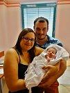 Lilien Šmídová se narodila 30. srpna v6:23 mamince Michaele a tatínkovi Tomášovi zMirošova. Po příchodu na svět vplzeňské FN vážila jejich prvorozená dcerka 3150 gramů a měřila 49 cm