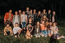 Příměstský tábor Divadelního léta.