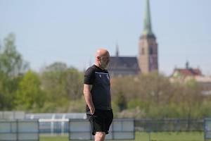V pondělí dopoledne už vedl Michal bílek první trénink fotbalistů Viktorie Plzeň.