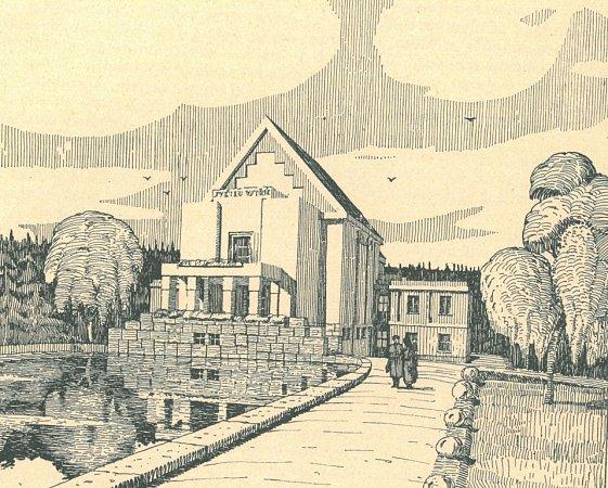 Hanuš Zápal navrhl iplzeňské krematorium.