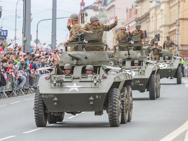 Slavnosti svobody, jedna z nejpovedenějších akcí prvního pololetí roku 2015.