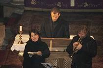 Vánoční koncert zaplnil vejprnický kostel