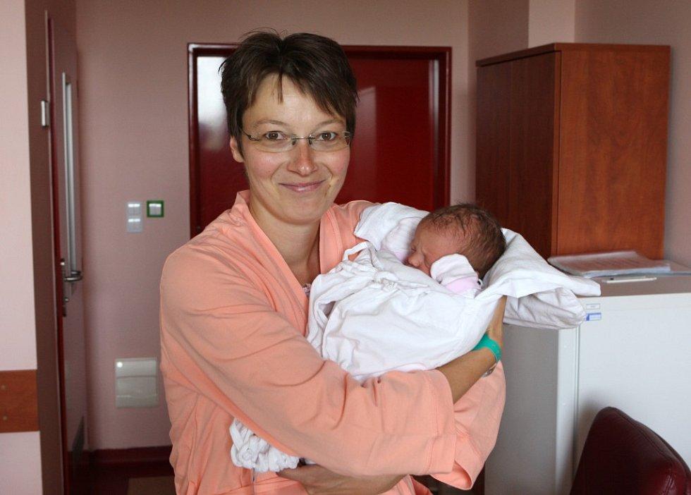 Martině a Ronaldovi Rejtharovým zVísky u Trnové se 22.7. v18:22 ve FN Lochotín narodila dcera Štěpánka (3,05 kg, 48 cm). Doma má brášku Vojtěcha (3)