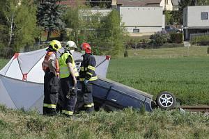 Smrtelná nehoda v Nýřanech.