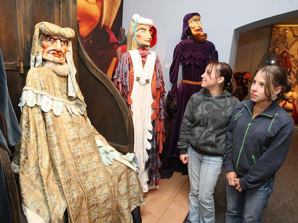 Muzeum loutek na náměstí Republiky č.p. 23 v Plzni