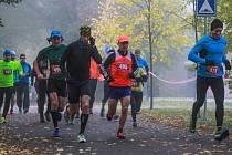 Letošní Běh na 100 kilometrů přilákal do Plzně devatenáct mužů a čtyři ženy