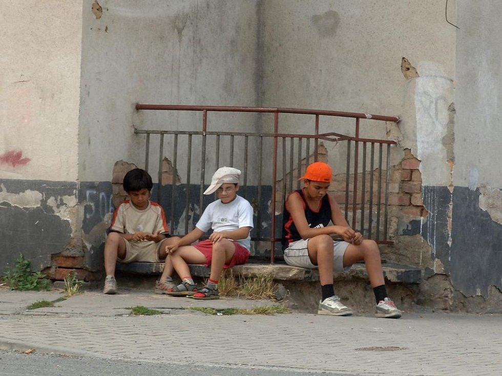 Děti v sociálně vyloučených lokalitách přebírají vzorce chování od svých rodičů. Ne vždy je to ideální