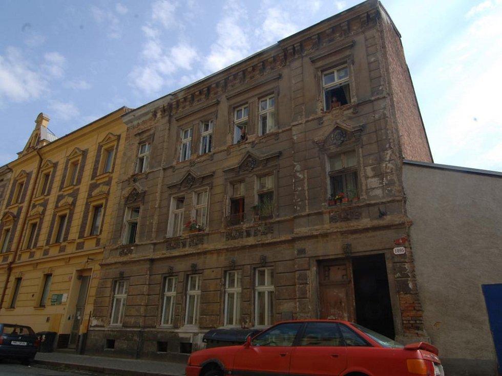 Činžovní dům v Plynární ulici 4