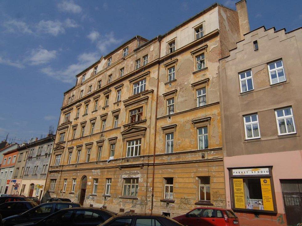 Činžovní dům v Resslově ulici 13
