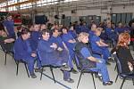 Zaměstnanci Škody Electric očekávají příchod prezidenta