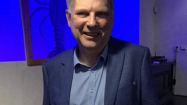 Krajský epidemiolog Petr Pazdiora.