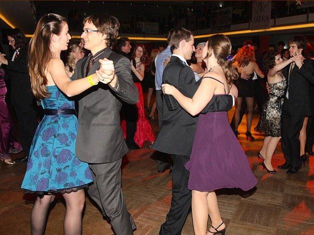 Studentský ples ZČU