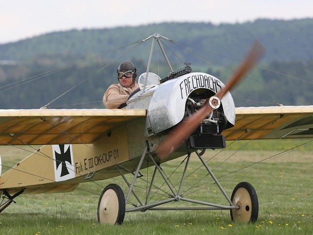 V Plasích se objevil gripen i světová akrobatová letka The Flying Bulls