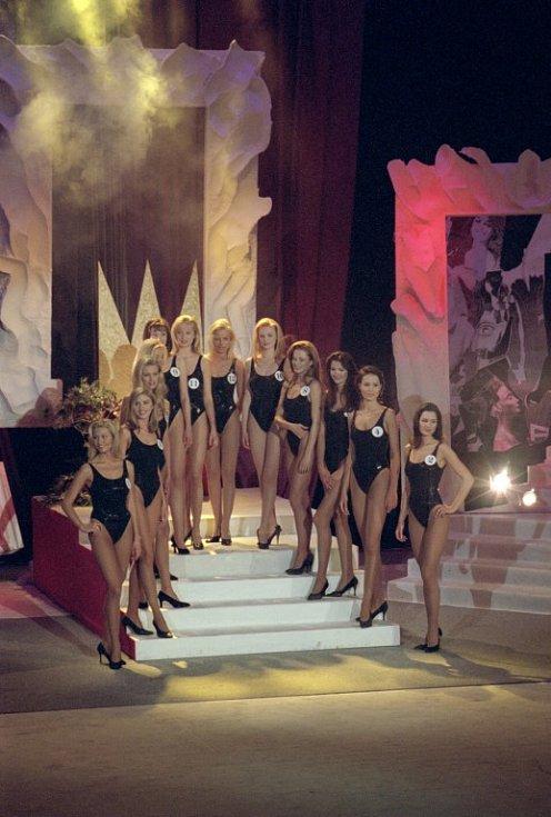 Volba Miss ČR pro rok 1997 byla jednou z nejvýznamnějších akcí Domu kultury