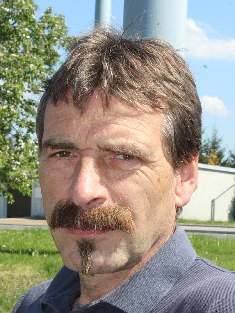Pavel Pekař řídí lokomotivy už 35let