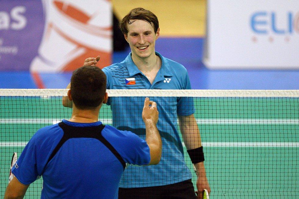 Louda získal na šampionátu v Plzni bronz