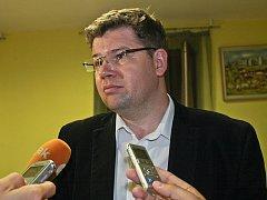 Jiří Pospíšil po volbách