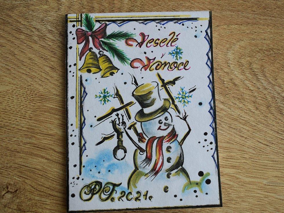 Také ve věznici v Plzni na Borech se chystají na Vánoce. Výzdobu najdete ale jen na několika místech.