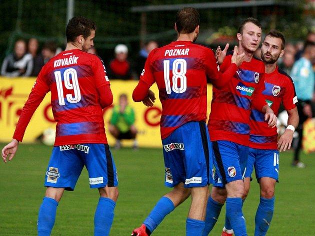 FC Hlučín - Viktoria Plzeň 0:7