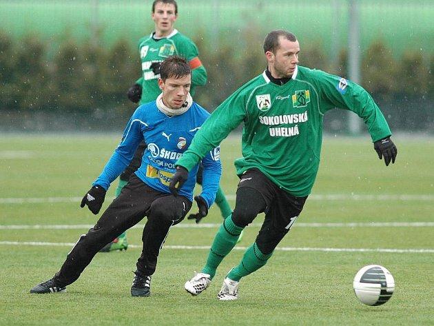 Fotbalisté Viktorie Plzeň dnes zahájí na Kypru herní soustředění, při kterém se utkají s třemi zahraničními soupeři. Na teplé počasí a přírodní trávník se těší i Martin Fillo (vlevo)