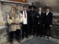 Škola Harryho Pottera v ZŠ Chotíkov