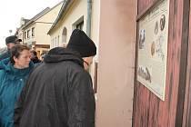 Naučná stezka v Kasejovicích zavede ke zlatému dolu
