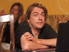 Handicapovaný cestovatel Filip Mergental v Plzni vyprávěl o cestě na daleký Bajkal.