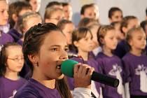 Benefiční koncert Andílci pro Hájek v kostele Nanebevzetí Panny Marie v Plasích