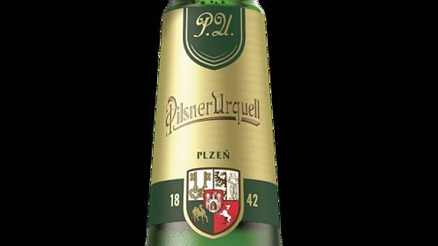 Pilsner Urquell.