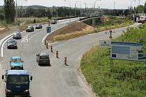 Nový most v Jateční ulici