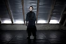 Irina Andreeva v představení Automatic, které zítra od 20 hod. uvede v Plzni v Moving Station.