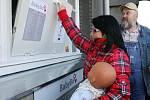 Slavnostní otevření babyboxu v Plzni na Denisově nábřeží