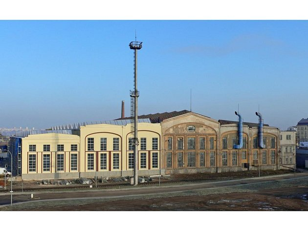 Budova science centra