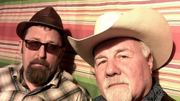 Bill Barrett (vlevo) a Brad Lewis zahrají v plzeňském Buena Vista Clubu v pondělí 12. listopadu.