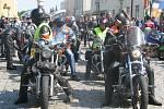 Motorky. Ilustrační foto